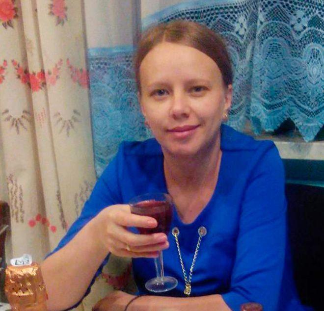 Devastated mum Natalya Gafner