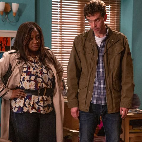 Emmerdale's Jessie and Marlon could soon be over