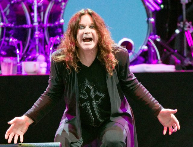 Ozzy has been forced to postpone his European tour again