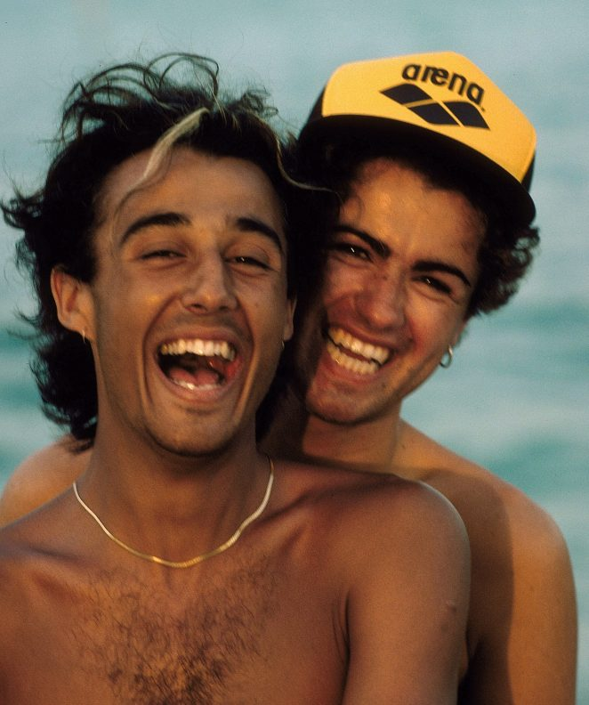 Andrew Ridgeley has opened up about his relationship with his close pal and Wham! bandmate George Michael