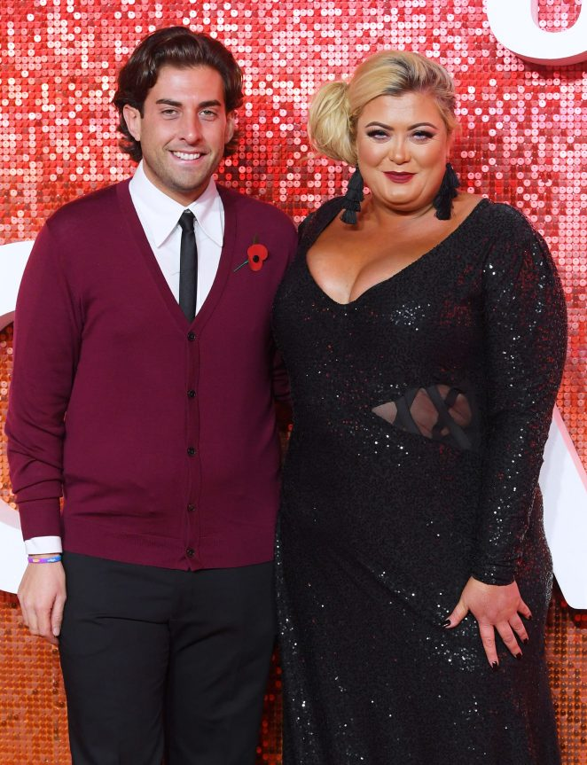 James Argent's on-off girlfriend Gemma Collins phoned 999 over fears he had overdosed