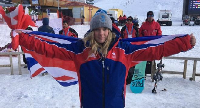 Ellie Soutter had been a promising snowboarder before she took her own life on her 18th birthday