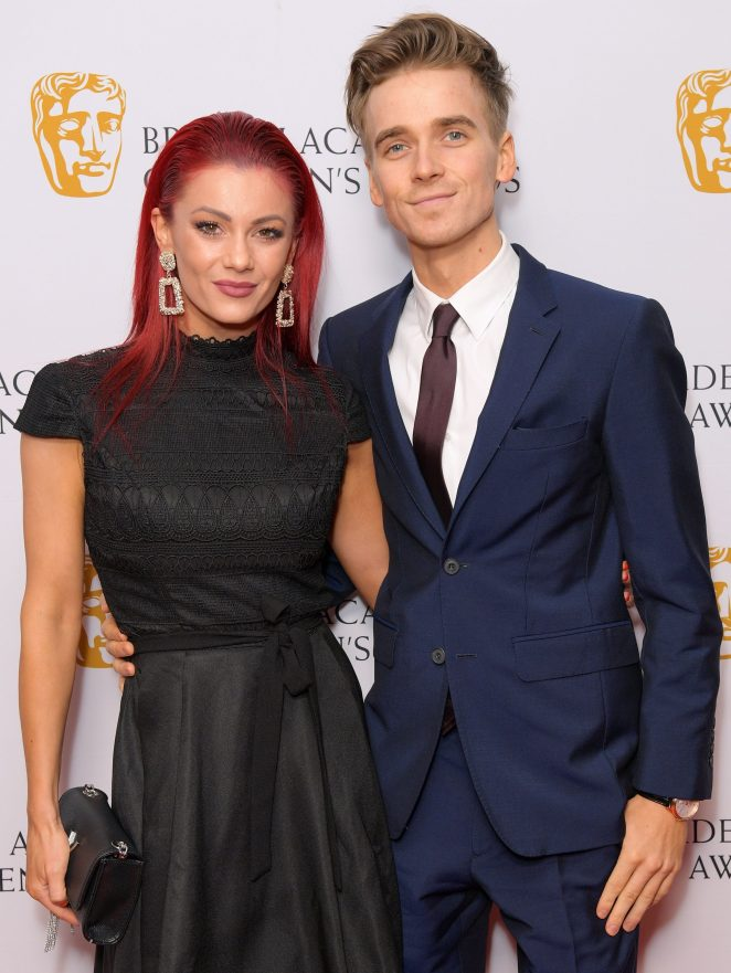 Dianne's boyfriend Joe Sugg is said to have been 'alarmed' when he heard of the accident