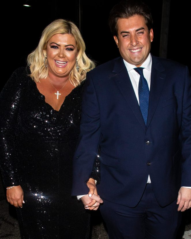 Arg's partying had put a strain on his relationship with Gemma
