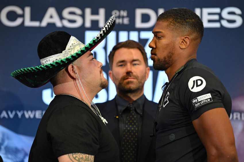 Eddie Hearn is confident Joshua is much better prepared to face Ruiz in December