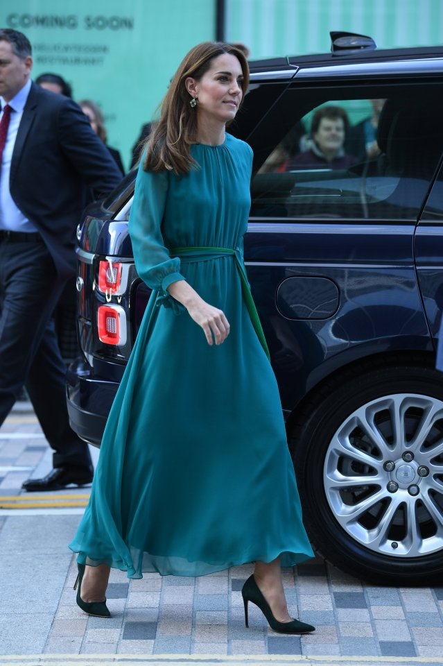 The Duchess of Cambridge will head to Pakistan later this month