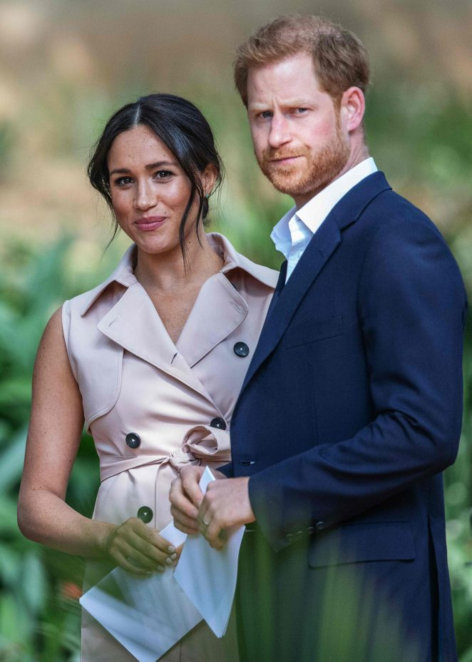 Prince Harry and Meghan have released emotional publicity clips for their ITV documentary
