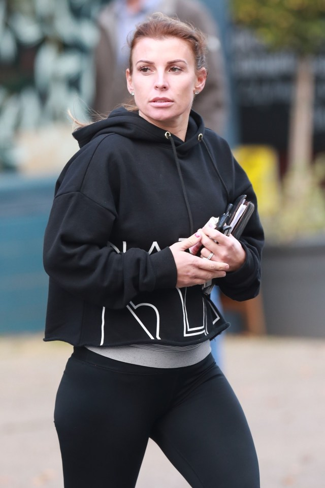 Coleen Rooney released the extraordinary rant yesterday