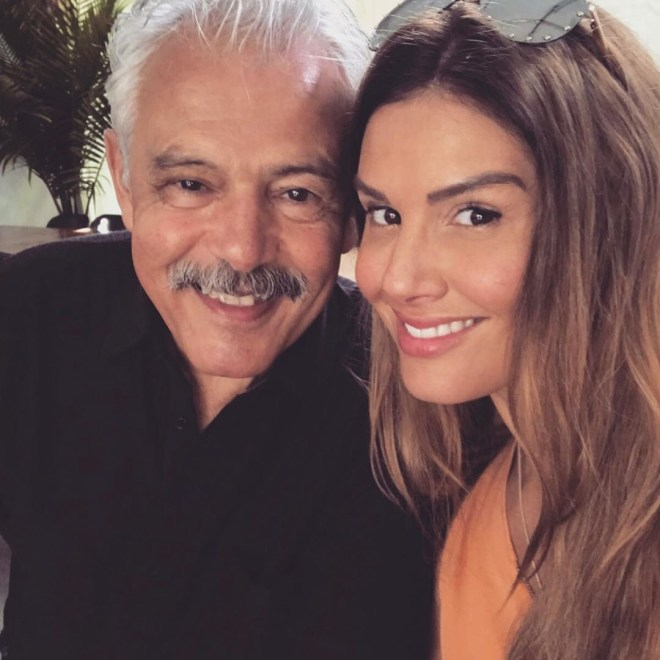 Mr Miranda claims his daughter did not leak stories to the The Sun