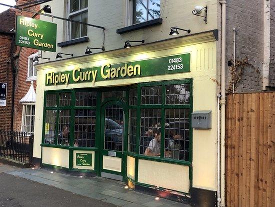 This restaurant has been open since 1982