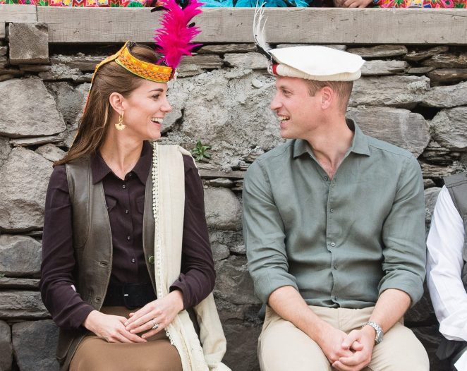 William and Kate's tour of Pakistan has been highly successful