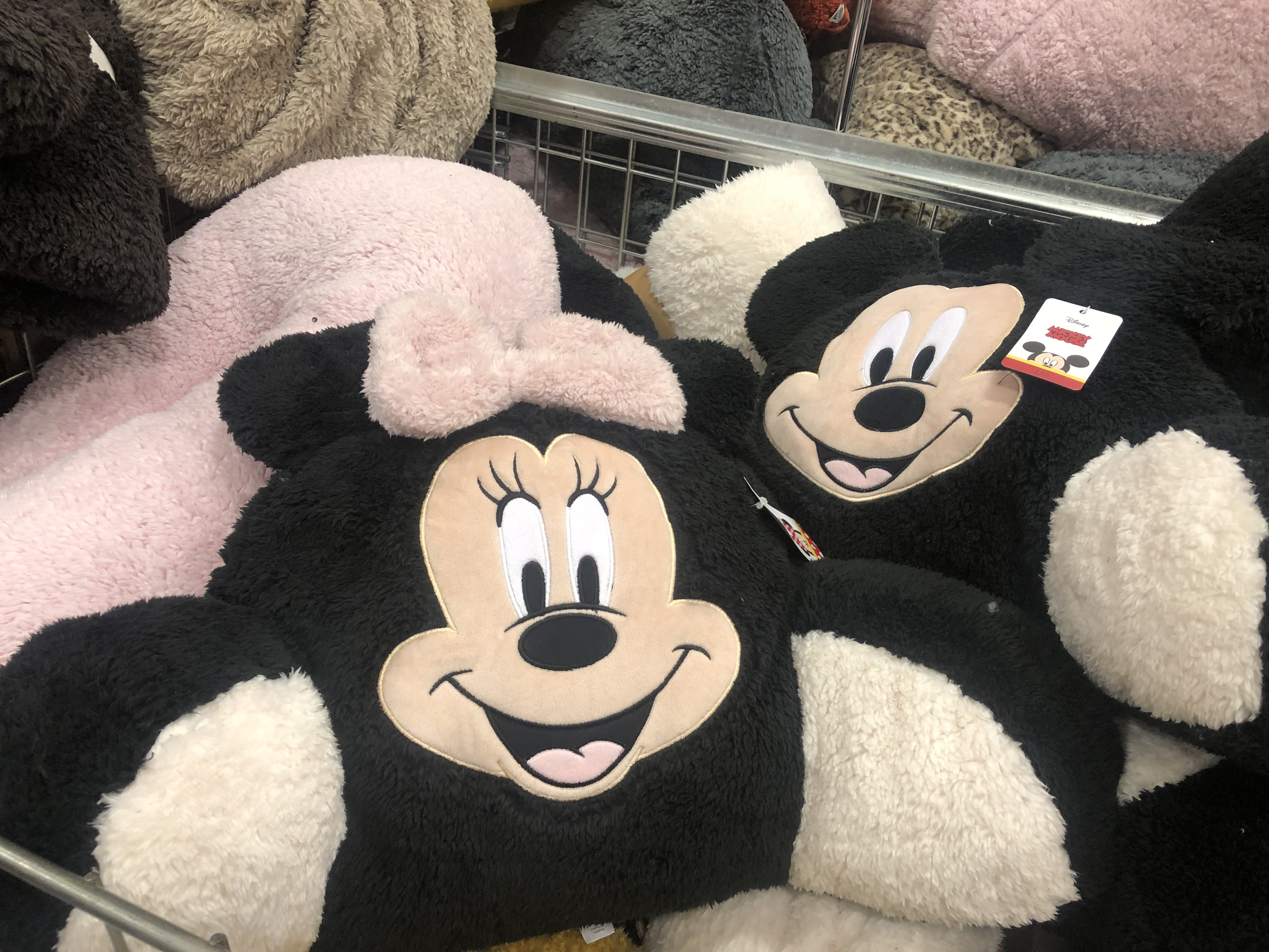 dunelm is selling disney teddy fleece