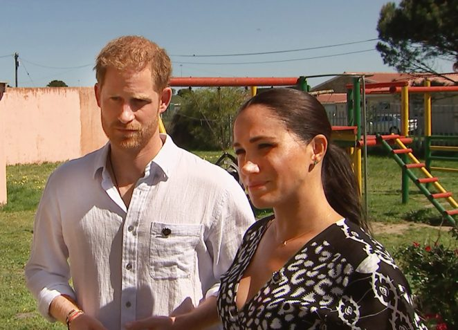 Prince Harry has spoken for the first time about the growing rift between him and brother William