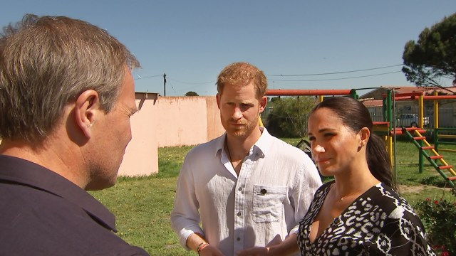 Harry and Meghan: An African Journey – ITV catch up, trailer and what was  the documentary about?