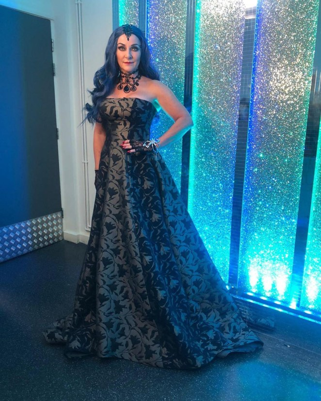 Head judge Shirley Ballas had the casting vote and chose Mike and Katya