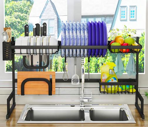 6 best dish racks 2020 extendable