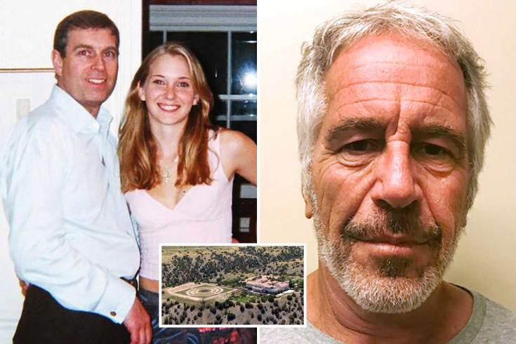 Prince Andrew 'entertained' by beautiful woman 'hired' by Jeffrey Epstein and was given 'tea to make him horny', new eyewitness claims