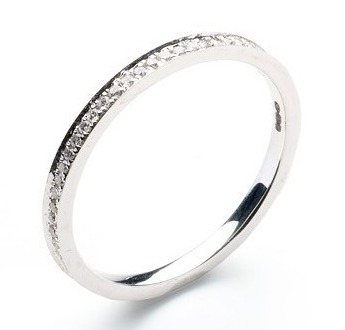 The gorgeous ring is worth £995