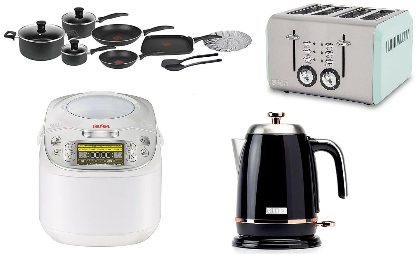 Asda slashed prices across a range of different tech and kitchenware products