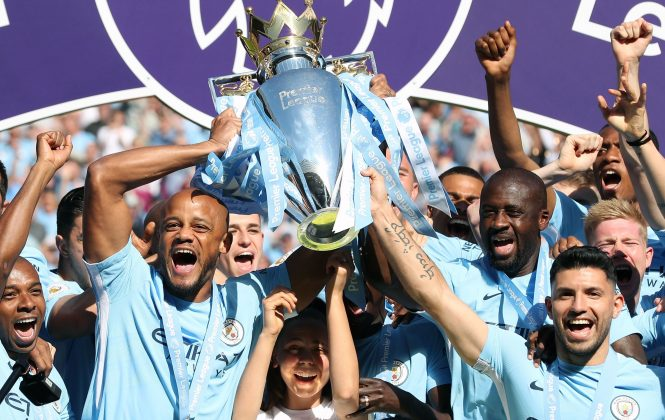 Etihad icon Vincent Kompany has admitted relishing the way Man city pipped Liverpool to the crown last season