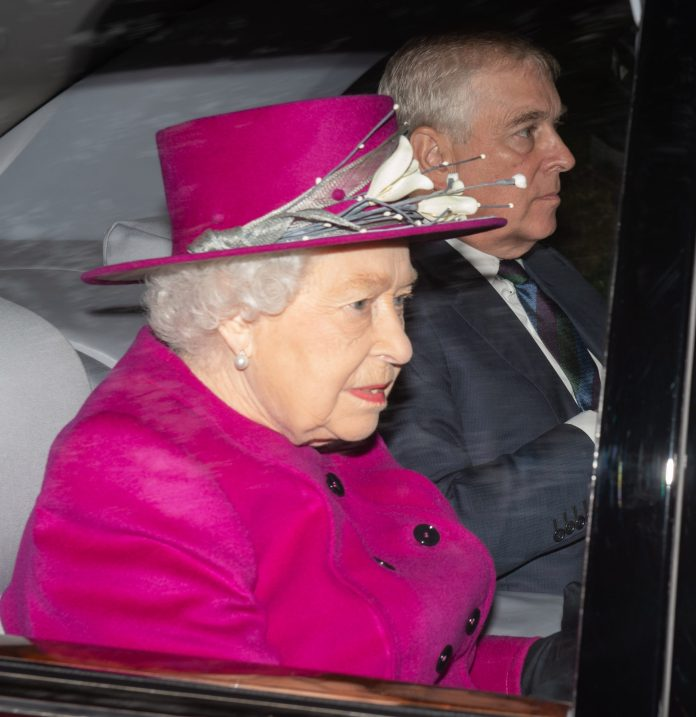 It was a drastic decision for the Queen to strip Prince Andrew of his duties as he is believed to be her favourite son