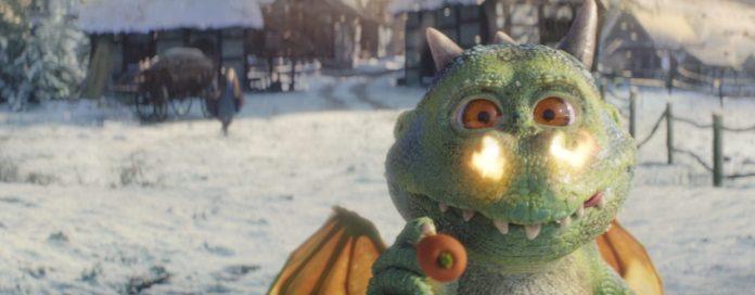 Edgar aime tout ce qui concerne Noël, mais ses effets sont désastreux.