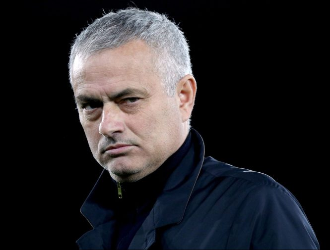 Jose Mourinho's team have reportedly hinted he would be interested in the Spurs job, perhaps putting Mauricio Pochettino under more pressure