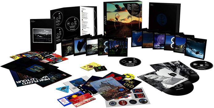Pink Floyd are marking the period after Waters left with The Later Years 1987-2019, a mammoth box set