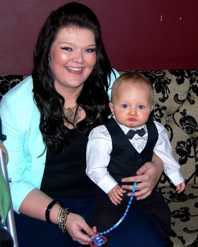 Samantha a souffert de dépression postnatale après avoir eu son deuxième enfant et vivait un style de vie qu'elle ne voulait plus mener.