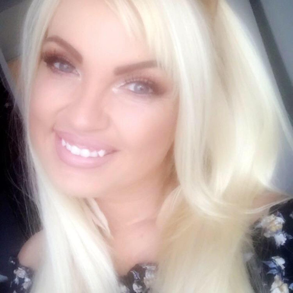 Beauty salon owner Stacey Ward was shocked at the expletive-laden response she received after cancelling a client's lip appointment
