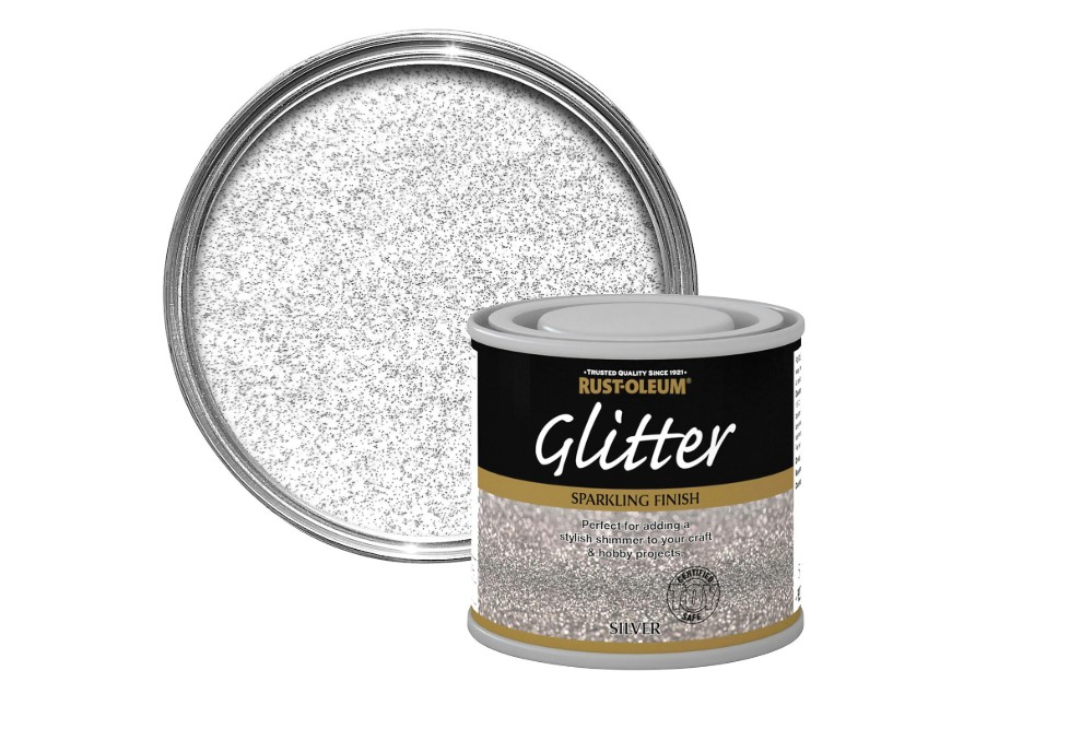 Mums Are Obsessed With This 5 Glitter Paint From B Q And