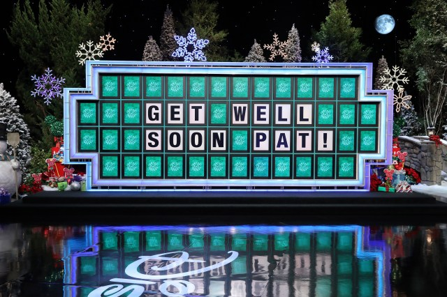 Thursday's taping of the show - which is in its 37th season - was cancelled as the73-year-old was admitted to hospital, according to their Twitter account