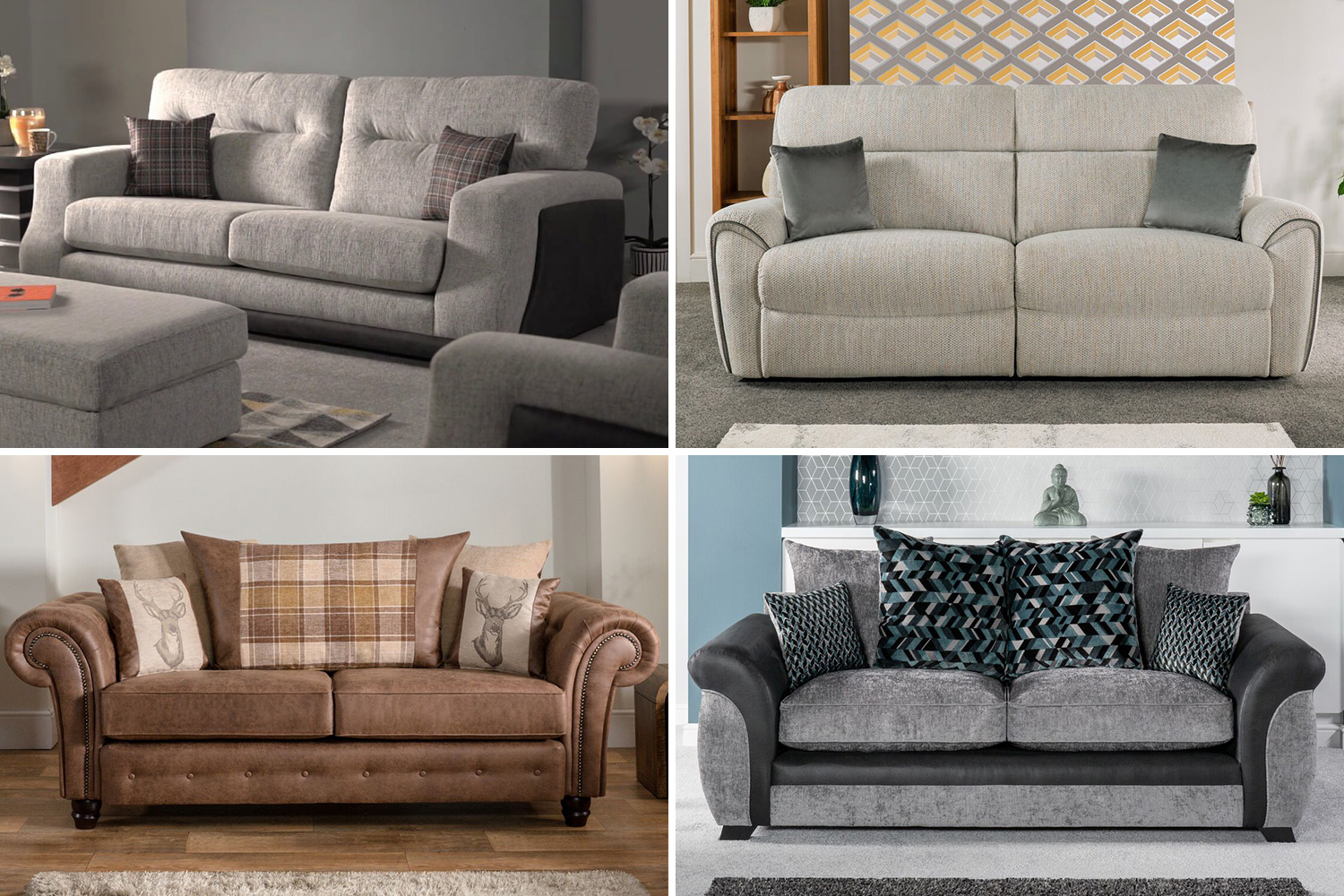 Prices will be slashed on sofas at ScS this Black Friday