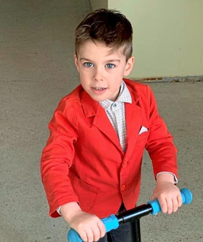 Six-year-old Antonio died in his mum's arms after being electrocuted at nursery