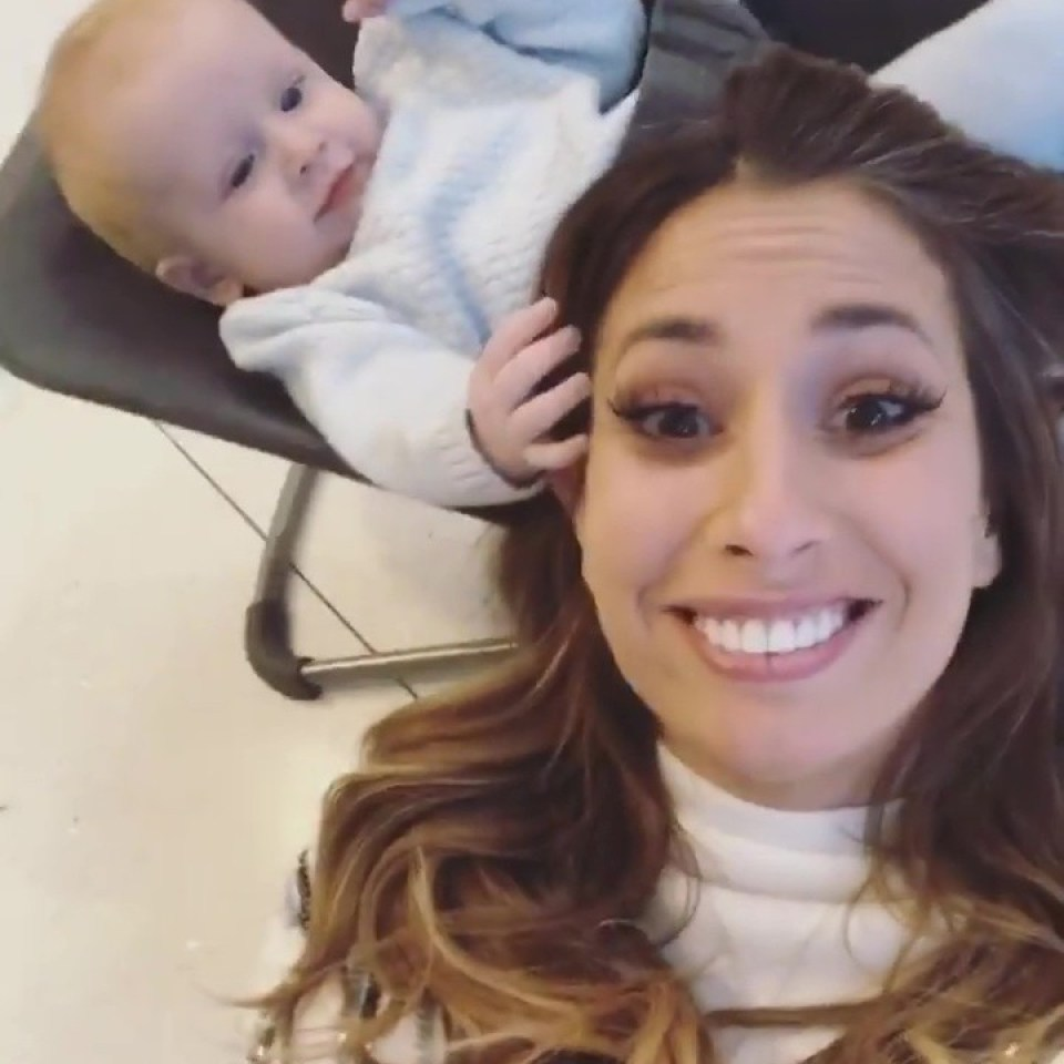 Stacey Solomon hires professional cleaners to sort her kids' 'chaotic' bedrooms and the result is so satis