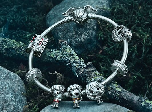 bracelet charms harry potter pandora