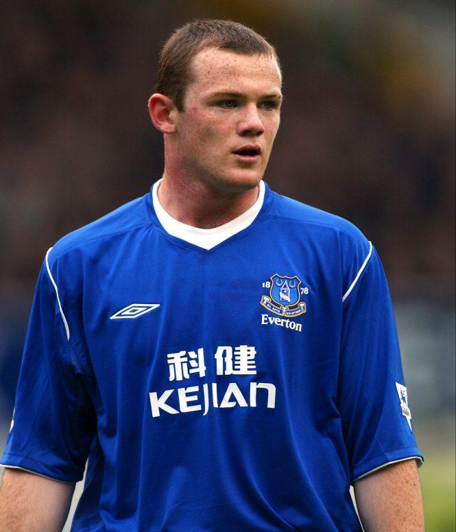 Rooney Transfer