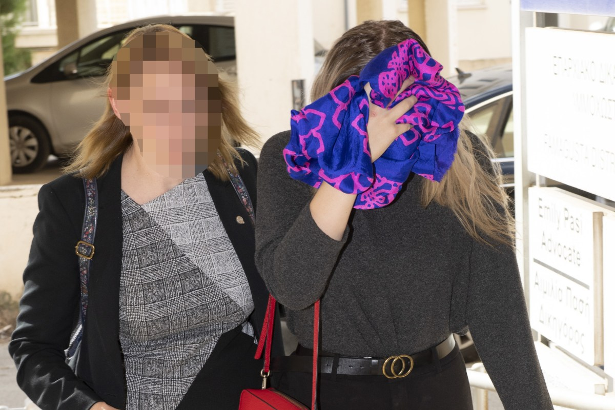 NINTCHDBPICT000544749551 - Family of British teen accused of false gang rape claim thank well-wishers after spending Christmas in Cyprus – The Sun