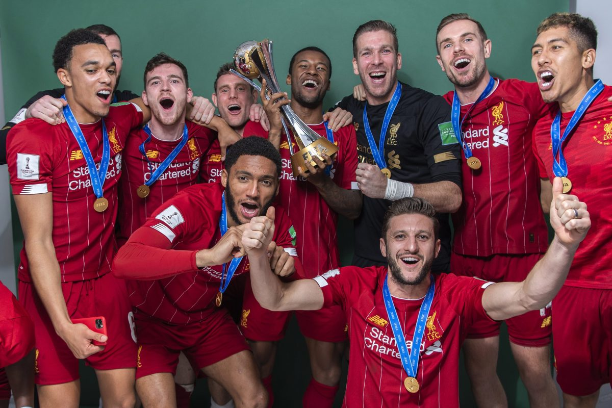 Liverpool not allowed to wear Fifa Champions Badge in ...