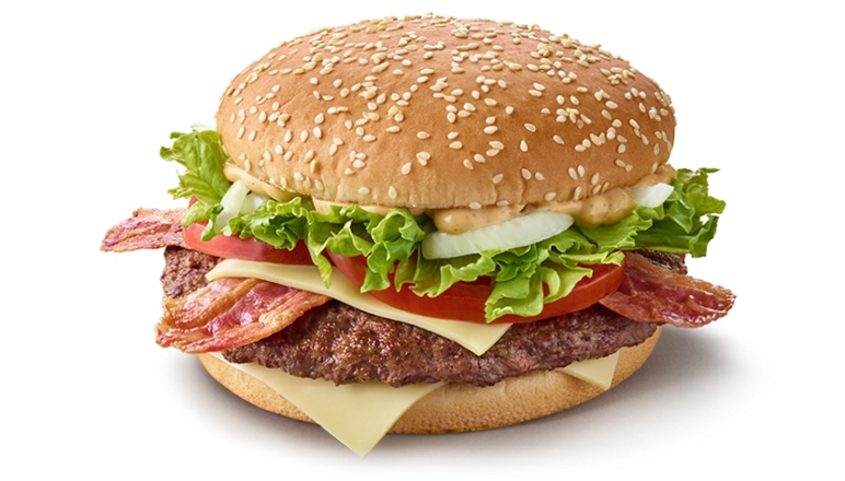 The Big Tasty with Bacon also fades after a season on the Christmas menu