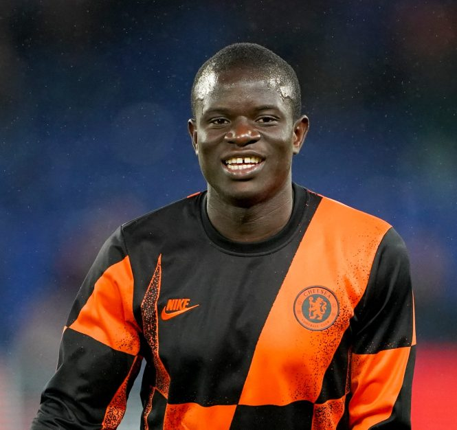 Kante continues to drive Mini and refuses to upgrade to a flashy car