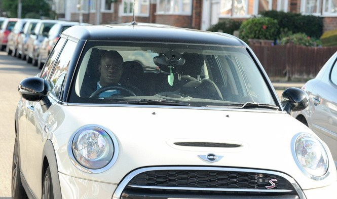 N'Golo Kante has had the same Mini Cooper for five years