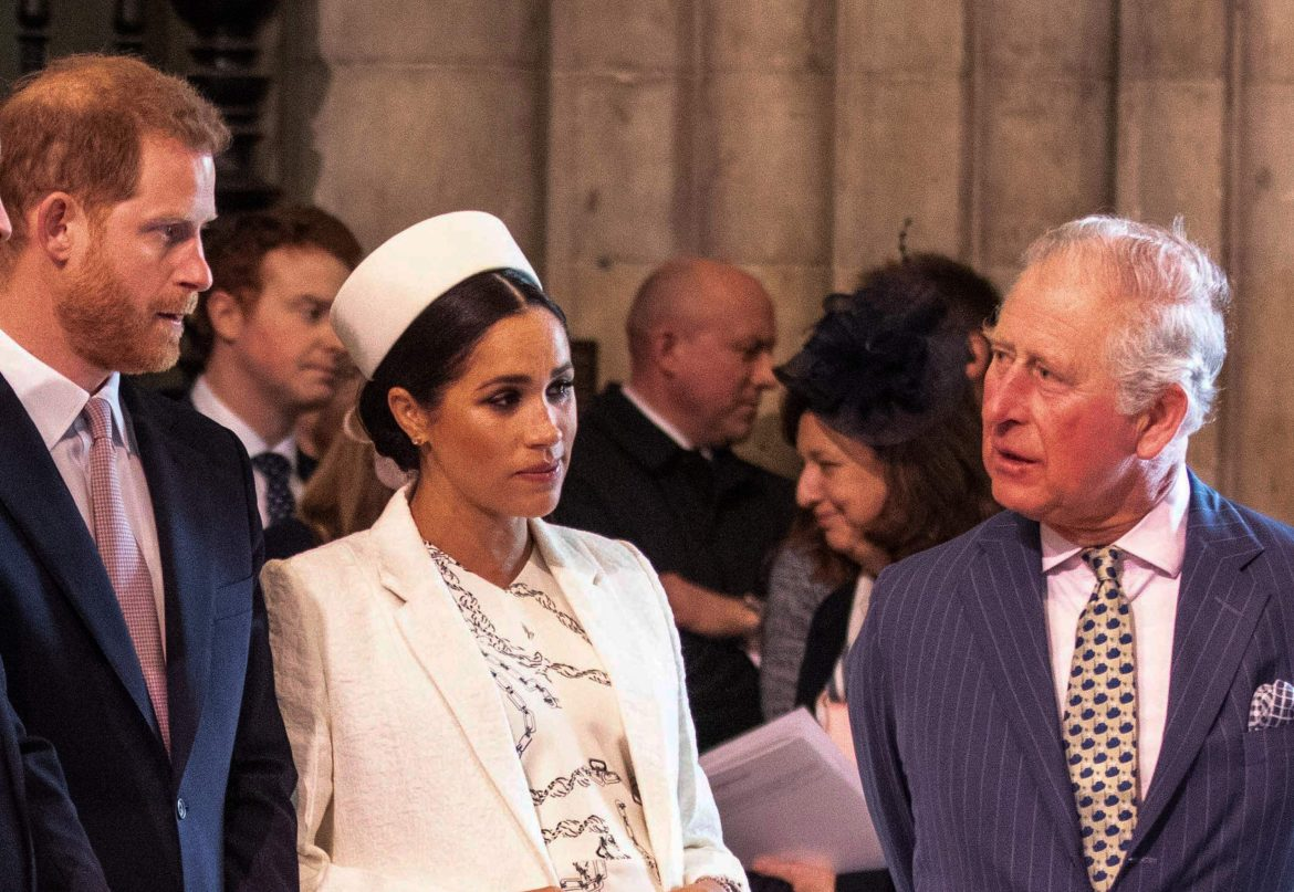 There can be no justification for Harry and Meghan getting their £ 2.3 million a year from Prince Charles