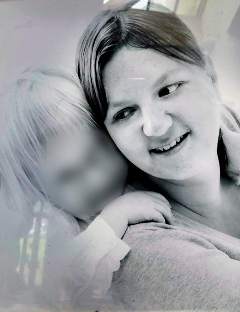 Starved To Death Mum, Charlotte Broad, 32,