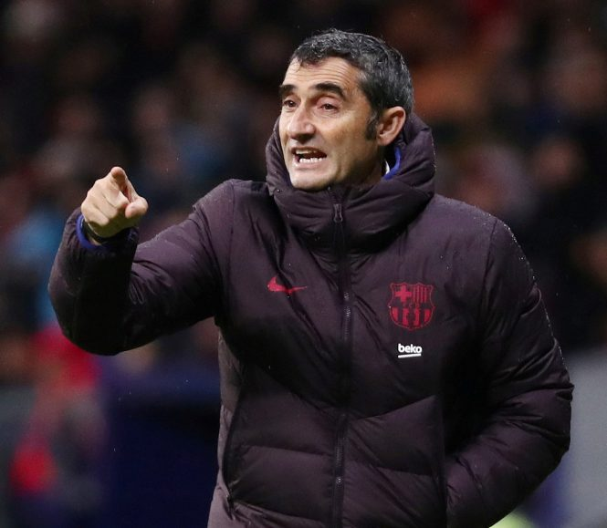 Ernesto Valverde decided not to claim the wages for the remaining 18 months on his Barcelona contract