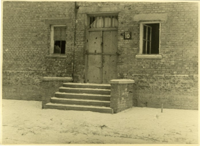 Block 10, where prisoners were used as experimental subjects for German doctors