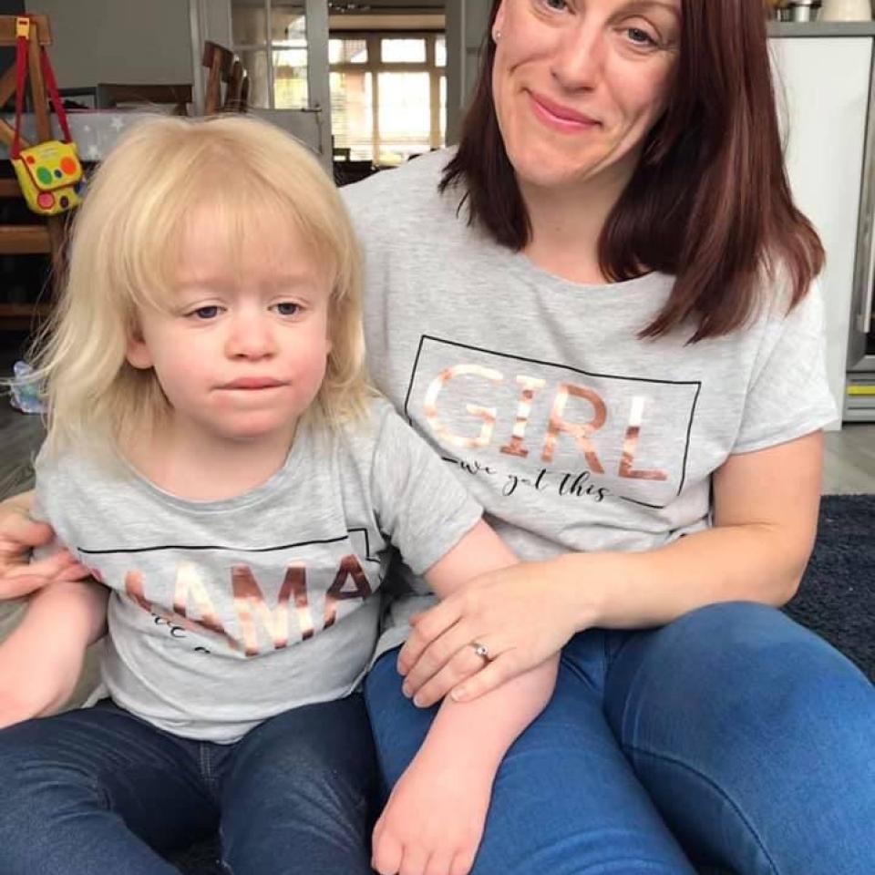 My girl, five, has dementia and has already forgotten how to say 'mummy' – but I'll give her the best life possible