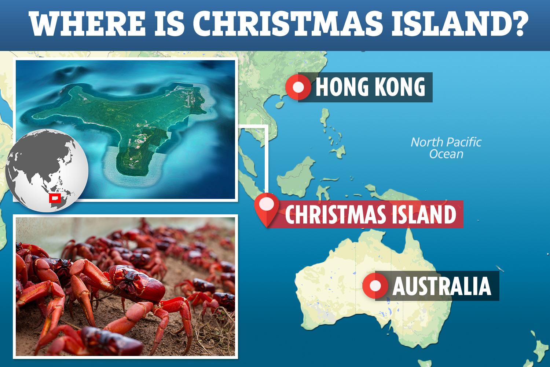 Coronavirus – Where is Christmas Island and why are Australians ...