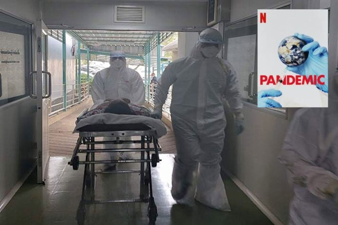 Coronavirus – Netflix Pandemic doc released TODAY amid fears of another global outbreak like Spanish flu that killed 50m
