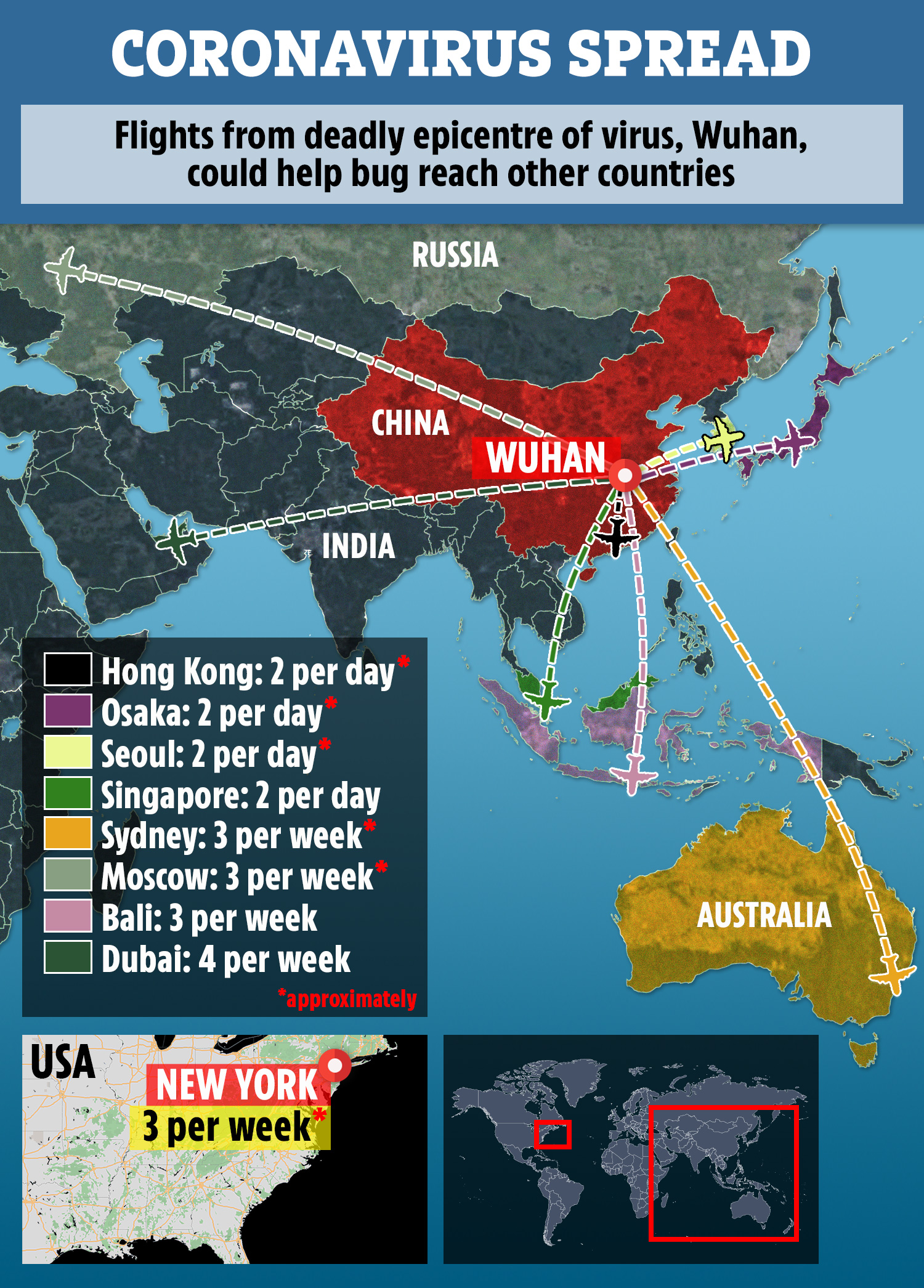 Coronavirus spread may be unstoppable as Chinese New Year sparks ...